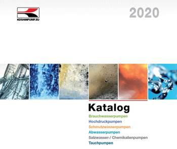 Koshin Katalog 2020
