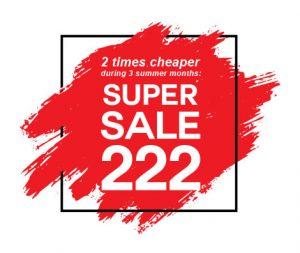 Super Sale 222