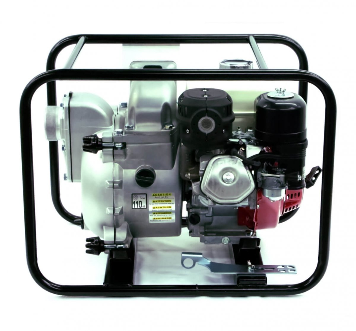 KTH-80X Abwasserpumpe 3