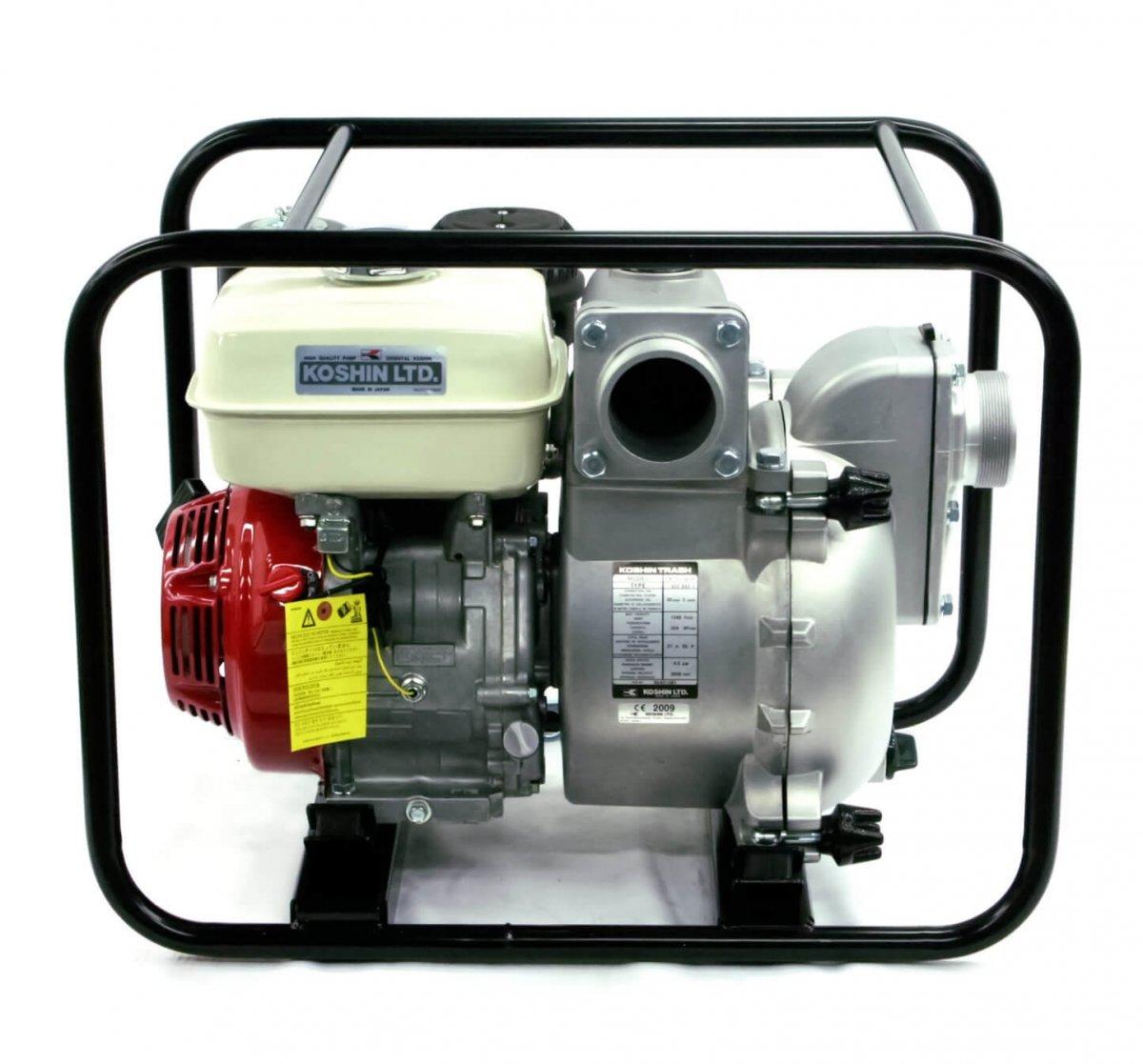 KTH-80X Abwasserpumpe 6