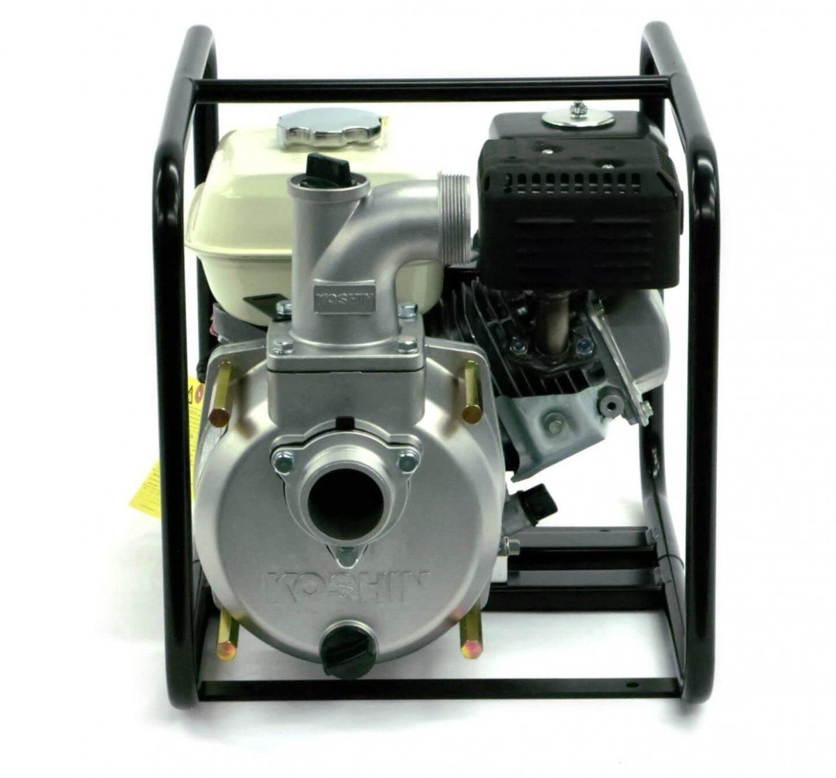 STH-50X Schmutzwasserpumpe 2