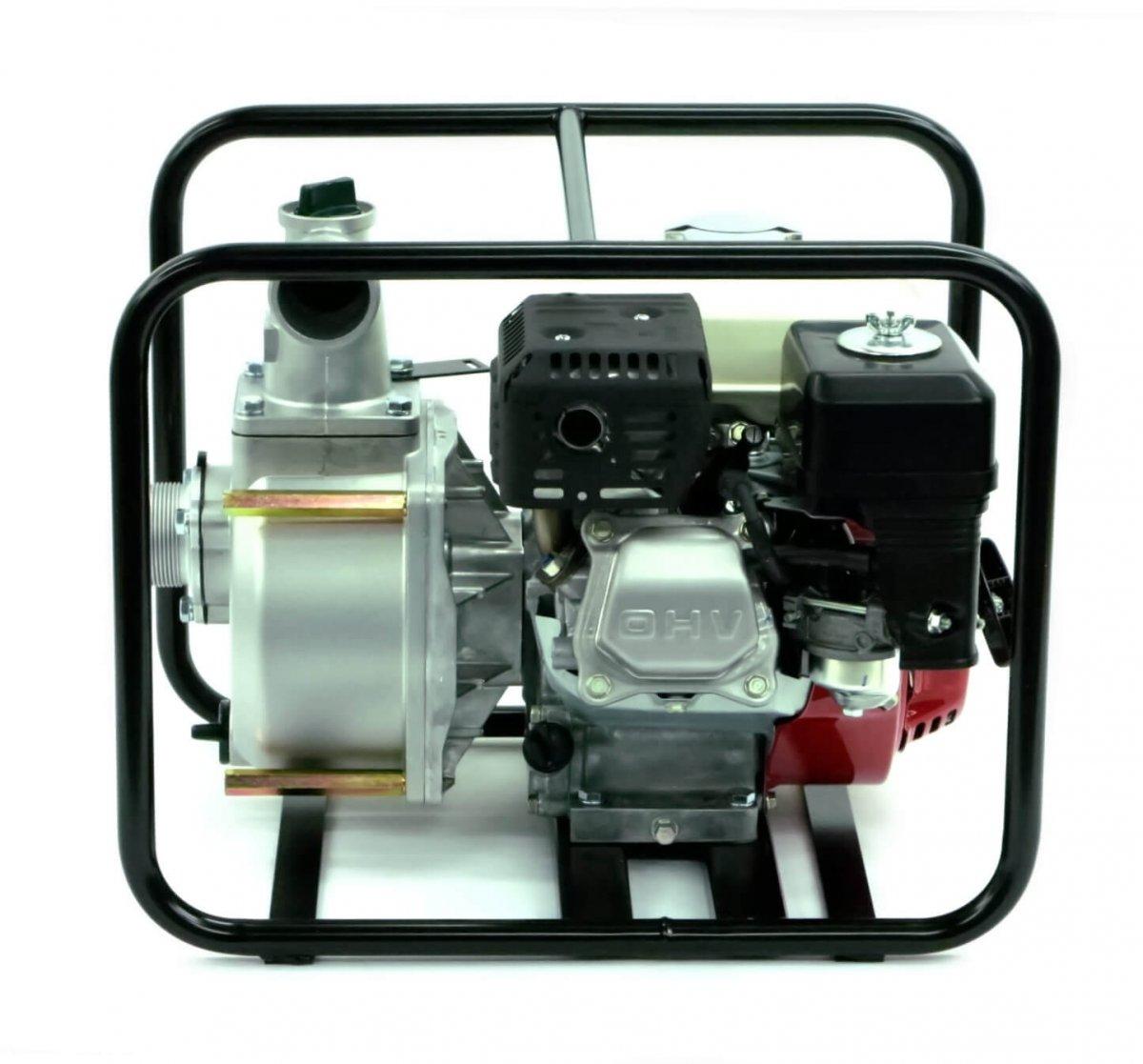 STH-50X Schmutzwasserpumpe 4