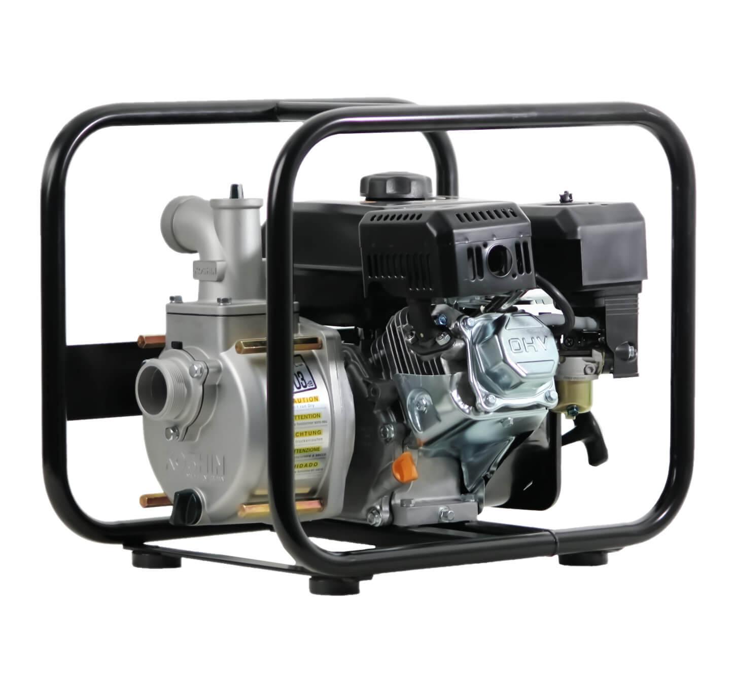STV-50X Schmutzwasserpumpe 1