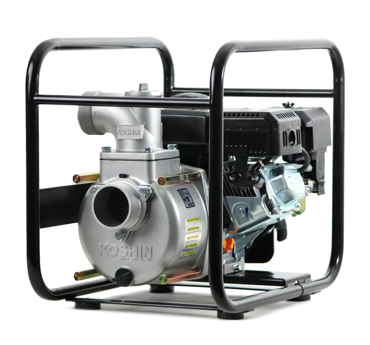STV-80X Schmutzwasserpumpe 1