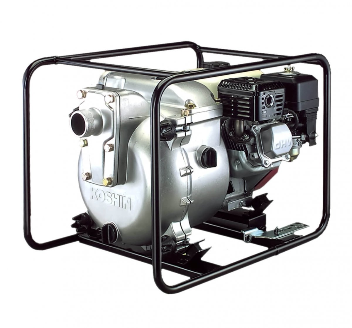 KTH-50X Abwasserpumpe 1