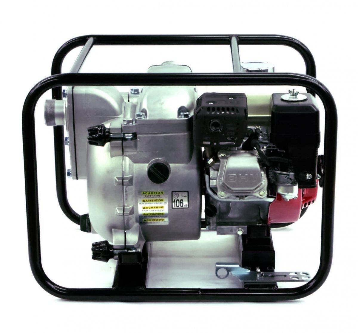 KTH-50X Abwasserpumpe 3
