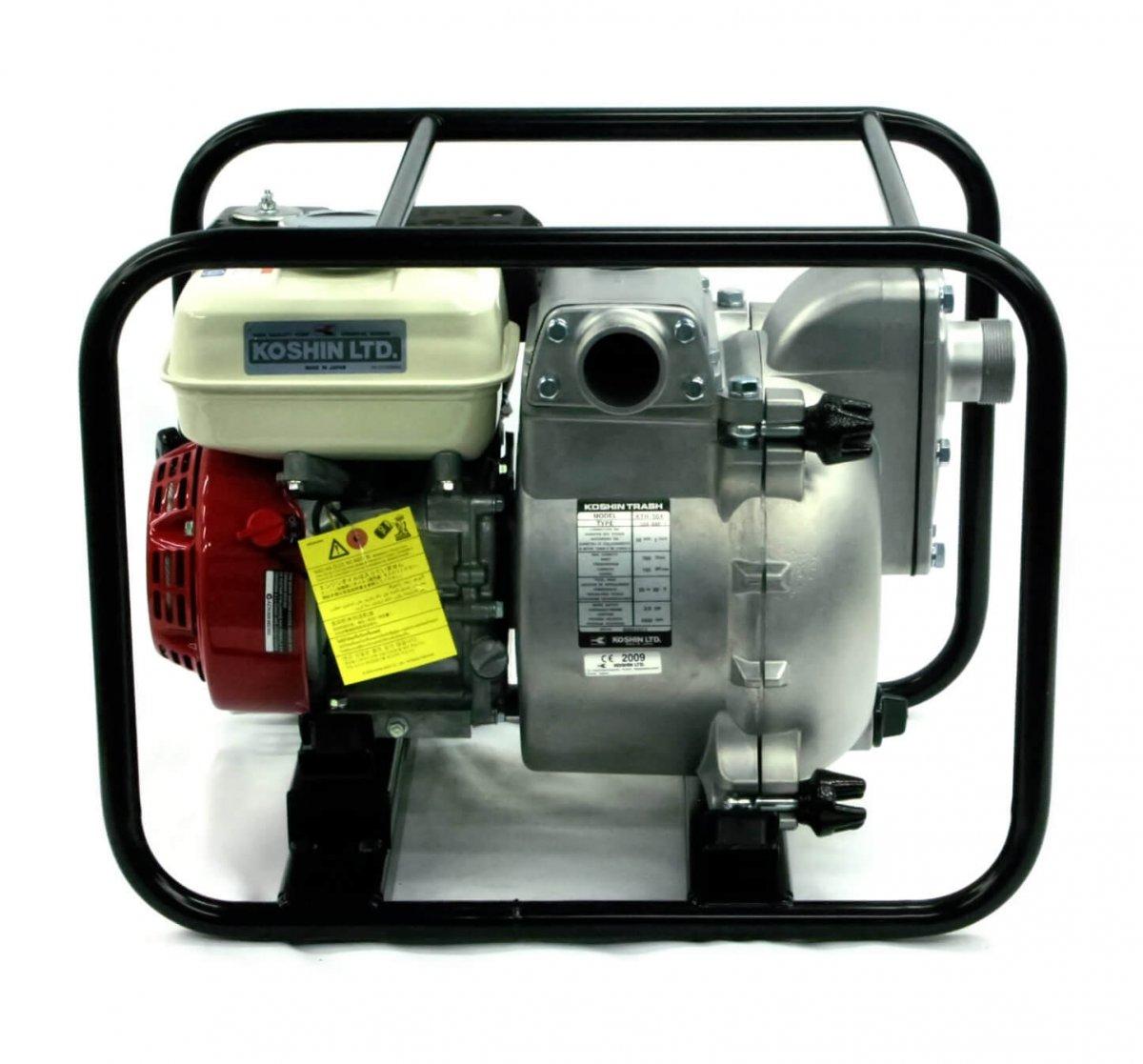 KTH-50X Abwasserpumpe 5